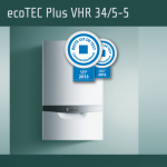 Vaillant ecoTEC Plus VHR 34 5-5