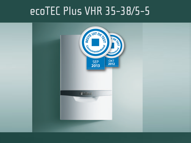 Vaillant ecotec plus vhr 35 38 5 5