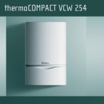 Vaillant thermoCOMPACT VCW 254